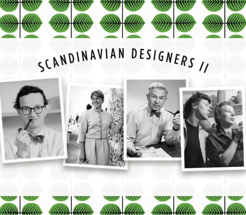 Scandinavian Designers II från Boråstapeter! 4f6436d692184